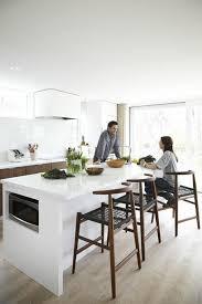 banc pour ilot de cuisine chaise mi hauteur pour ilot idées décoration intérieure