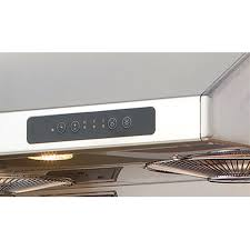 Amazon Zephyr 30W in Hurricane Under Cabinet Range Hood