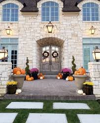 Fall Decorating Ideas For Front Porch - how to decorate your front porch for fall popsugar home