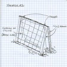 What Vegetables Need A Trellis 5 Trellis Ideas For Vining Vegetables Rake And Make