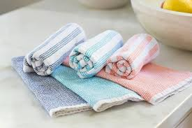 kitchen towels organic cotton dish towels the honest company