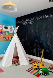 hello wonderful 12 creative chalkboard playroom ideas