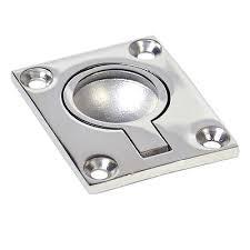 marine cabinet hardware pulls stainless steel boat marine hatch locker cabinet lift pull ring