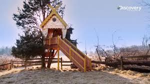 solar powered spirit house treehouse masters