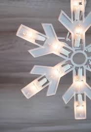 snowflake string lights outdoor outdoor designs