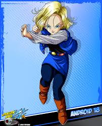 z android 18 android 18 z image 1443436 zerochan anime image