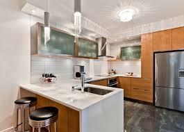 espace cuisine nos exemples de cuisines intégrées fabriquées à montréal