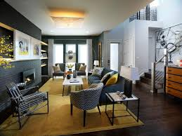 decorating with sunny yellow alluring hgtv living room paint