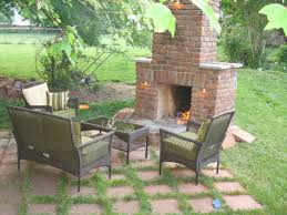 How To Make A Outdoor Fireplace by Note This Is Part Three In My Series On How To Build A Brick