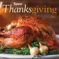 thanksgiving flyer 2017 by sysco dakota issuu