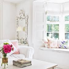Classic White Interior Design 37 Dream Shabby Chic Living Room Designs Decoholic
