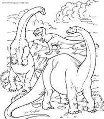 dinosaur coloring pages free printable funycoloring