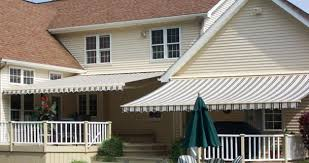 Clear Awnings For Home Retractable Awnings U0026 Shutters In Delmarva East Cost Shutters