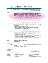 Resume Format For Nursing Job by Nursing Resume Objective Examples Resumes Objective Samples Job