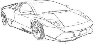 lamborghini drawing free to use lamborghini murcielago lineart by e a 2 on deviantart