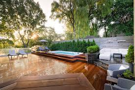 petite piscine enterree piscine semi enterrée hors sol bien choisir son modèle maison