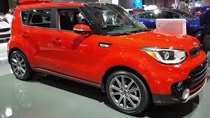 kia soul interior 2017 2017 kia soul sx turbo inferno red walkaround u0026 interior