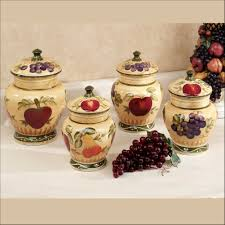 Grape Kitchen Canisters Kitchen Decor Sets Kitchen Decor Sets Rigoro Us