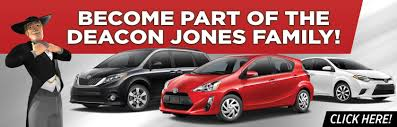 toyota car yard deacon jones toyota new and used toyota dealership in clinton nc