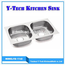Kitchen Sink Set by Philippines Kitchen Designs Double Sink Kitchen Set Steel Kitchen
