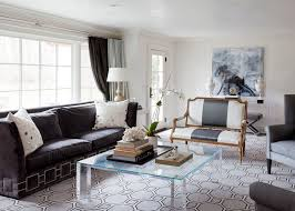 glass coffee table decor 30 glass coffee tables that bring transparency to your living room