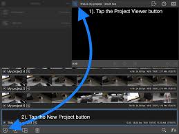 lumafusion video editing guide part 1 basic project features