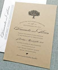 415 best invitations images on pinterest tree wedding