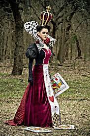 Halloween Costumes Queen Hearts Halloween Costume Queen Hearts Woman Wearing Queen