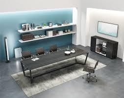 Executive Meeting Table Professional Office Desk Sleek Modern Desk Executive Desk Company