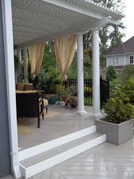 composite u0026 low maintenance decks archadeck outdoor living