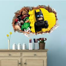 compare prices on batman wall online shopping buy low price cute batman wall stickers for kids room wall art mural vinyl self adhesive cartoon boys room