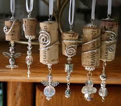 wine cork decorations iron