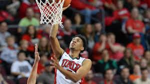 mountain west peak play unlv s christian wood takes it to the