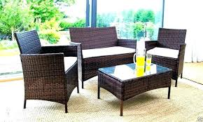 Cushions For Wicker Patio Furniture Outdoor Rattan Patio Furniture 3 Bar Bar Stool Outdoor