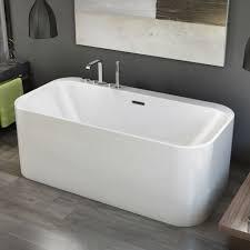 bathtubs idea awesome 53 inch bathtub 48 inch tub shower combo