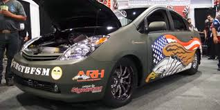 hellcat engine priusrt8 u0027 is a hellcat prius powered by a 1000hp engine