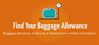 virgin baggage fee baggage allowances for major airlines
