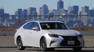 lexus sedan reviews 2017 2016 lexus es 350 race organizer review autoweek