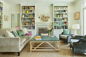 Green Living Room Furniture by Beverly Hills Cottage U2014 Alison Kandler Interior Design