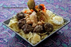 recette de cuisine algerienne trida mkartfa cuisine algérienne les joyaux de sherazade