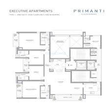4 bhk 3300 sq ft apartment for sale in tata primanti executive