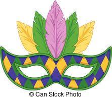 mardi gras skull mask illustration of mardi gras skull mask clipart vector search