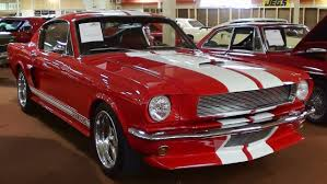 shelby mustang 1966 1966 ford mustang fastback shelby gt350 clone v8 five speed