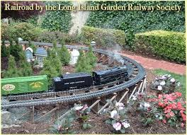 planning your garden railroad for watchability