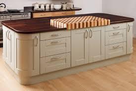 oak kitchen islands solid oak kitchen island