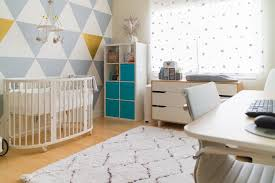 chambre enfant scandinave décoration chambre bébé garçon et fille jours de joie et nuits