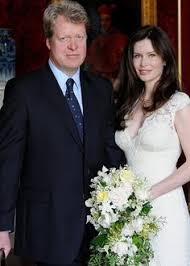 lockwood wedding dress charles spencer 9th earl spencer of princess diana and