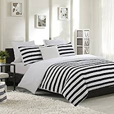 Black Duvet Cover Sets 9 Best Black And White Duvet Covers That Will Make Your Bed Pop