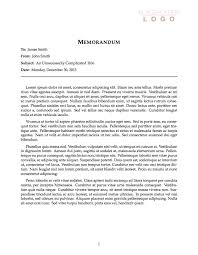 business memo format sample free office memo template in ms word format vlashed