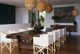 Dining Room Table Arrangements Coastal Dining Room Table Decor U2013 24 Spaces